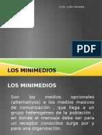 Los Minimedios