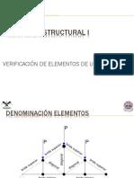 Clase 5 - Verificacion de Secciones en Madera