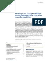 2015 El Enfoque Del Concepto Mulligan en El Tratamiento de Los Trastornos Musculoesquele_ticos