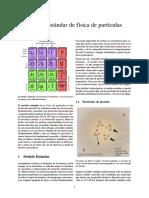 Modelo Estándar de Física de Partículas
