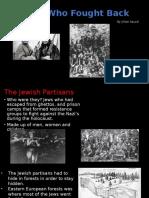 jewish partisans sauve