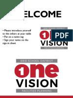 Erie Facilities Plan Presentation