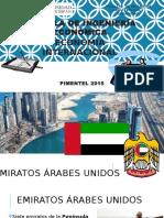 Economía Internacional Emiratos Árabes