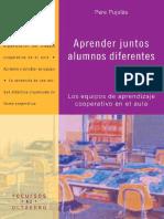 Aprender juntos alumnos diferentes - Pere Pujolàs