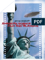 American Science Fiction Film and Television - Lincoln Geraghty