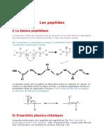 2. Les Peptides