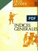 Enciclopedia Historia de La Musica Indices