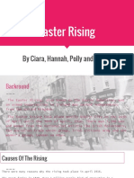 easter rising group project