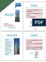 Destilaxo - Gisele - CEFET 2012 - Bom Para Fatec