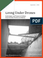 Living Under Drones | 2012