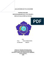 Cover Makalah Seminar KP