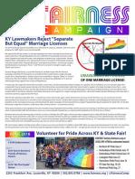 FC Newsletter Pride 2016