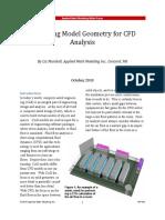 WP104 Improving Geometry