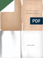 Marianne em Prêto e Branco SANTOS