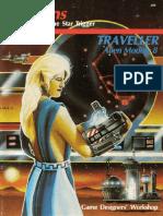 5603 Traveller - [Alien Module #8] Darrians