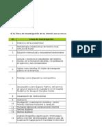 Líneas de Investigación 05-05