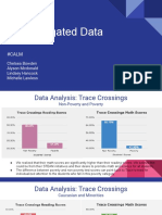 disaggregated data