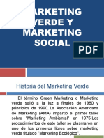 Marketing Verde o Ecologico