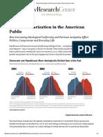 u4l16a4 - political polarization in the american public - pew research center