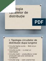 Tipologia Canalelor de Distribuție