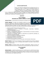 Constitucion de Mundo Pacifico Servicios e.i.r.l. Final