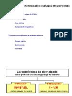 NR 10 - Riscos Eletricos - Ceteb