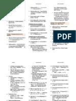 l 3 Formula Sheet June 2016