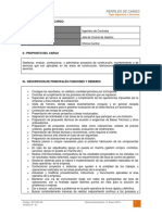 Dct-001.in Perfil de Cargo Ingeniero de Contratos