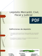 Depósito Mercantil