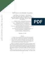 Best Practices for Scientific Computing