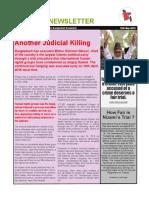 Another Judicial Killing in Bangladesh