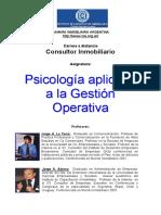 Psicologia Aplicada a La Gestion Operativa