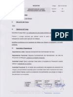 Bec-r-A-03.016 Descripcion de Cargo Prevencion en Obra Rev 02
