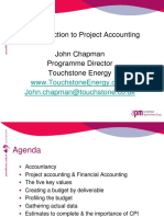 John Chapman Project Accounting