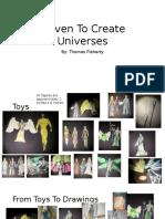 driven to create universes- midterm