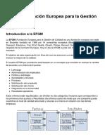 Efqm Fundacion Europea Para La Gestion de La Calidad 598 k8u3gj