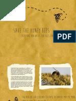 Save The Honeybees