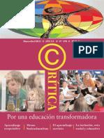 AYUSTE 2011 REVISTA CRITICA Por Una Educaci n Transformadora Mar.abr 2011
