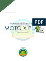 Root-Desbloqueo Bootloader Moto X Play