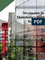 MA393 Libro de Nivelación de Matemática