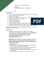 Compresores Clasificacion y Caracteristicas