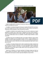 09.05.16 Retribuirá Almaraz Apoyo a Zona Rural