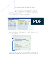 Tutorial Electronic File Format