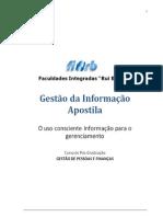 apostila Gestao da informaçao