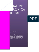 Segundo Manual de Electronica Digital