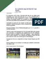 Copa Vanguarda - Joanopolis x São José - Final Eletrizante