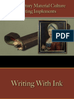 Reading & Writing - Writing Implements