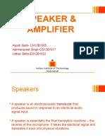 Speaker amplifier.pptx