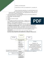 Tema Fundamentos de Sistemas de Información