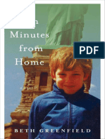Ten Minutes From Home by Beth Greenfield - Excerpt